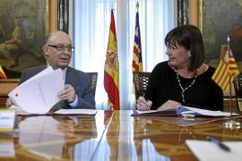 Madrid comunica al Govern que no pagará los 80 millones que le debe de carreteras