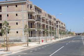 La construcción residencial y la renovación turística están estancadas en Balears
