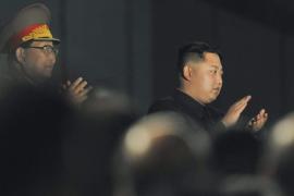 Primera aparición pública del hijo y sucesor del dictador norcoreano Kim Jong-il