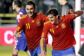 España se jugará en Croacia el pase a la Eurocopa sub'21