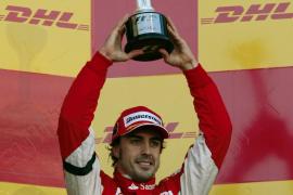 Alonso: «hemos acabado con un buen botín de puntos»