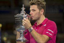 Wawrinka acaba con el reinado de Djokovic y consigue su primer título del Abierto de EEUU
