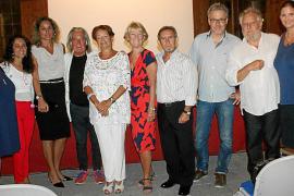 Entrega del 'Premi Xam 2016' a Fabrizio Plessi