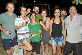 Cena de vendimia en Can Majoral