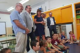 Armengol reivindica una financiación «más justa» para mejorar la gestión en materia educativa