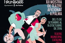 Burball, la Mostra de Teatre Aficionat, toma Palma