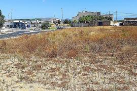 Habilitarán 50 plazas de párking en la nueva estación de tren de sa Pobla