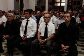 Funeral por Juan Marí Juan, el fundador de Las Dalias