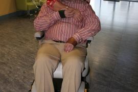 Un policía local de Palma que quedó tetrapléjico en acto de servicio solicita la eutanasia en Suiza