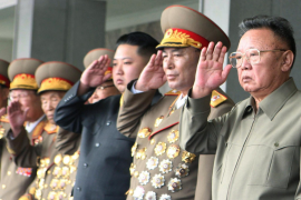Pyongyang consagra a Kim Jong-un como sucesor en una exhibición militar