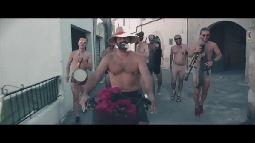 Pau Debon pone el ritmo a la 'correguda en roba interior' de Bunyola