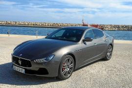 Un perfecto deportivo 'camuflado' de berlina: Maserati Ghibli