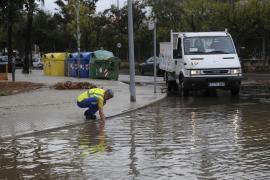 Emergències prevé tormentas y fenómenos costeros en todas las Balears