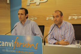 """Bauzá señala """"el catalán debe ser un mérito y no un requisito"""""""