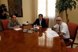 """El Govern pide """"responsabilidad y seny"""" a PP y UM para aprobar los Presupuestos"""