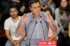 Pedro Sánchez hace números para salir investido con el apoyo de Podemos, PNV y la antigua Convergència catalana