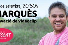 Bep Marquès graba en Espai Xocolat su nuevo videoclip