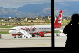 Air Berlin deja de volar al Mediterráneo y su presencia en Balears será simbólica