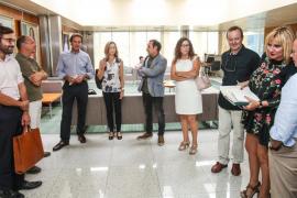 Reunión en el Consell d'Eivissa por la línea de alta tensión en es Fornàs