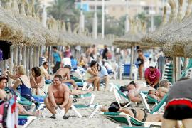 El aumento del turismo alemán salva el final de la temporada turística en Mallorca