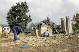 Consistorio y ecologistas inician una campaña para recuperar el Pou Poal