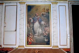 La Cartoixa restaura varias de sus deterioradas obras gracias a un préstamo