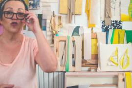 Mercedes Laguens, la propuesta de la galería Aba Art Lab para la Nit de l'Art 2016