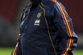 """Del Bosque: """"No espero una Escocia ultradefensiva"""""""