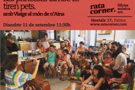 Rata Corner invita a los más pequeños a un 'Viatge al món de n'Aina'