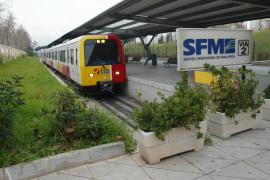 Los trabajadores de Serveis Ferroviaris de Mallorca anuncian paros a partir del 23 de septiembre