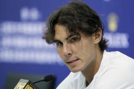 Nadal: «Para mí, el  'Grand Slam' en un año es imposible»