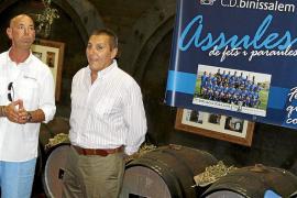 Sorpresa por la concesión del bar del Poliesportiu de Binissalem a Jaume Vallés