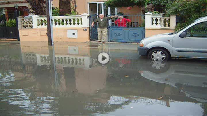 Reabiertas las dos carreteras de Mallorca afectadas por el mal tiempo