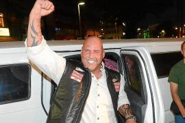 Los Ángeles del Infierno reciben como a un héroe a Frank Hanebuth en Alemania