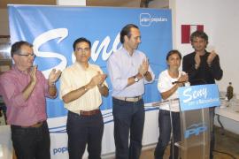 Salleras, candidato del PP, aboga por un Ajuntament más ágil