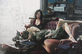 Susy Gómez y Girbent exponen en la Nit de l'Art 2016 de la galería Horrach Moyà