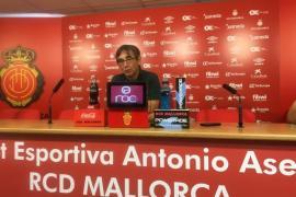 Vázquez: «Ante el Girona tenemos que dominar y crear ocasiones»
