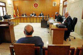 La Fiscalía pide 15 años de cárcel para el acusado de violar a su sobrina en Palma