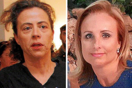 'Escrache' de Marisol Ramírez a Mabel Cabrer en un bar de Palma