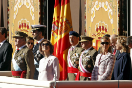 «Es duro que la extrema derecha se apropie de la Fiesta Nacional»
