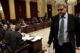 Melià acusa al Govern de pervertir las reglas del juego democrático