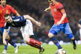 Villa: «Sabía desde  hace tiempo que llegaría este gol»
