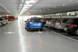 Los parkings municipales ingresan en 8 meses casi lo mismo que en todo 2015