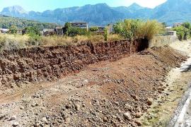 Los principales torrentes, sometidos a una profunda mejora de muros y cauces
