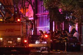 La explosión de un artefacto en Nueva York deja 29 heridos