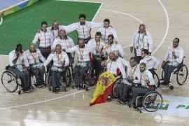 España se lleva una plata histórica en baloncesto en silla de ruedas