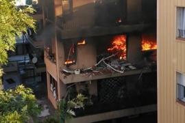 Un muerto y quince heridos tras una explosión en una vivienda de Premià de Mar