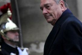 El expresidente francés Jacques Chirac, hospitalizado por una infección pulmonar