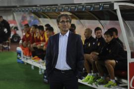Fernando Vázquez: «La victoria es un bálsamo para el equipo»