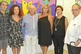 Gustavo y Maicas exponen en la galería Maneu